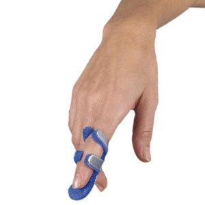 Ferula inmovilizadora de dedo