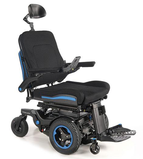 mandos proporcionales para sillas de ruedas